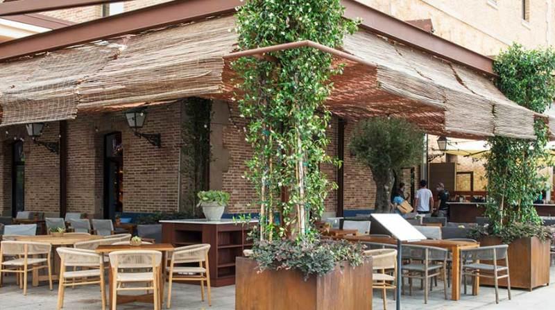 Ресторан Brisa в Барселоне - отличные морерпродукты у моря