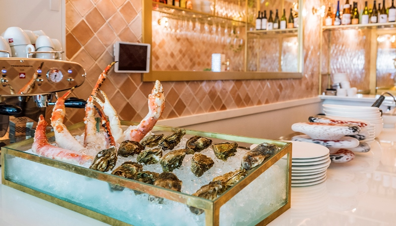 71 Oyster Bar - устрицы в Барселоне