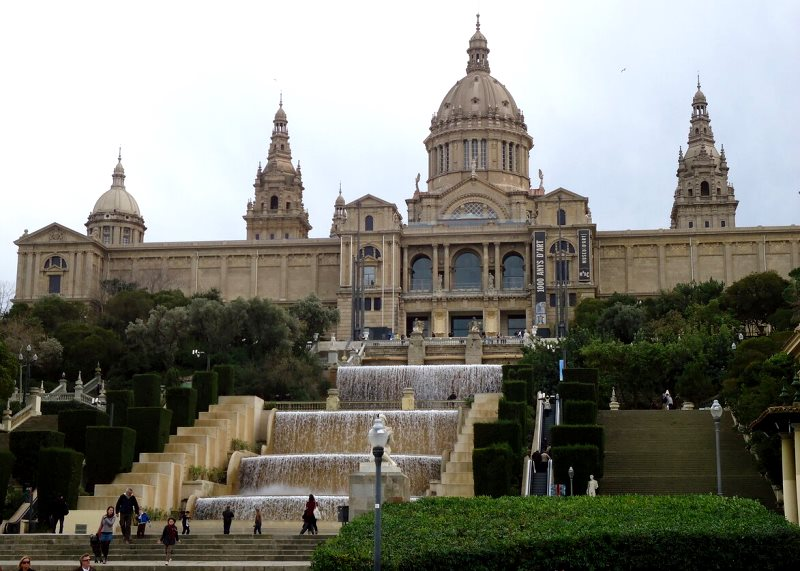 Шедевры Национального музея искусства Каталонии