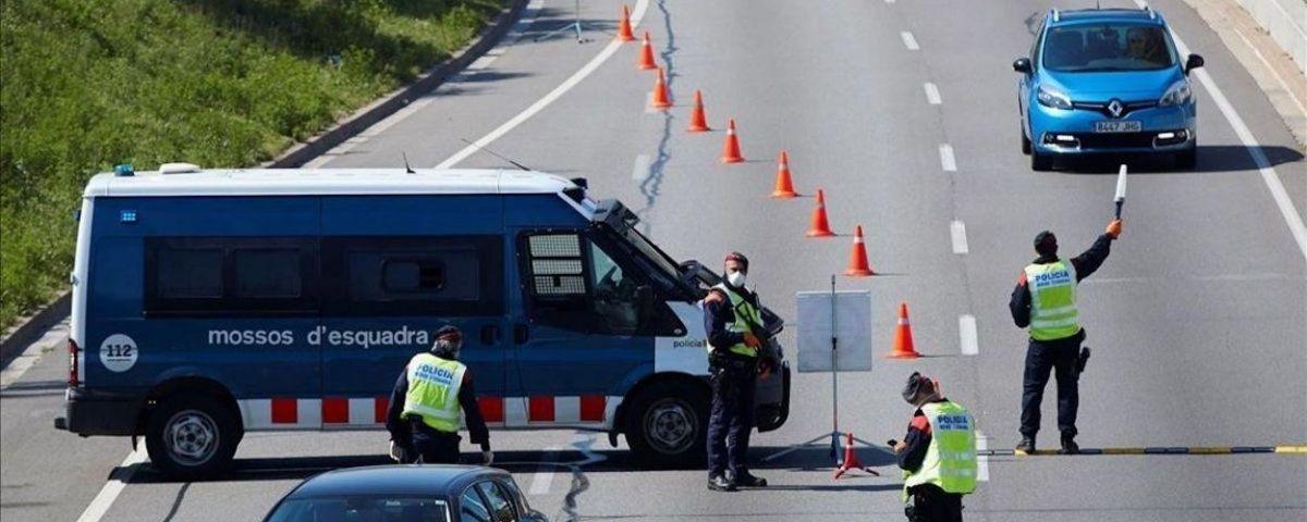 С 15 марта будет восстановлена свобода передвижения по всей Каталонии