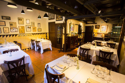 Can Pineda - рестораны каталонской кухни в Барселоне