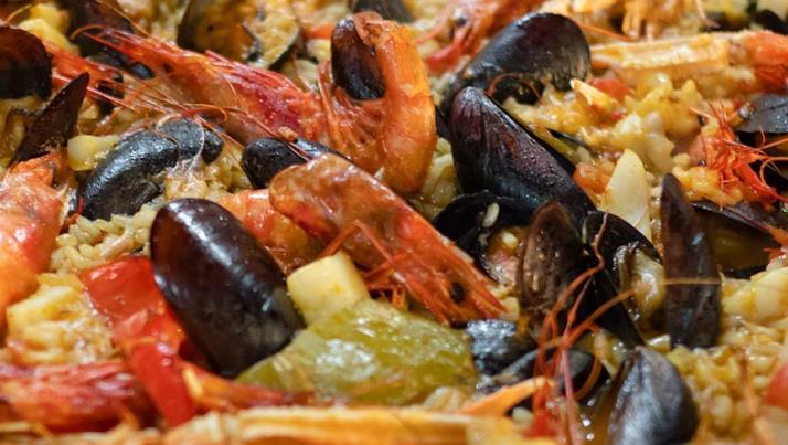 Paco Alcalde - морепродукты в районе Барселонета