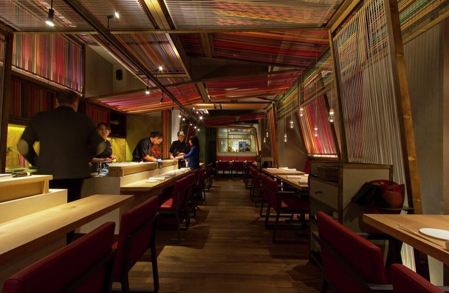 Pakta - рестораны Барселоны со звездой Мишлен