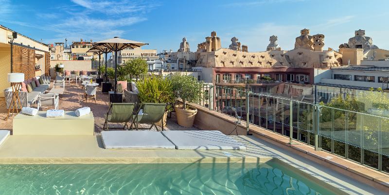 Отель H10 Mimosa Barcelona