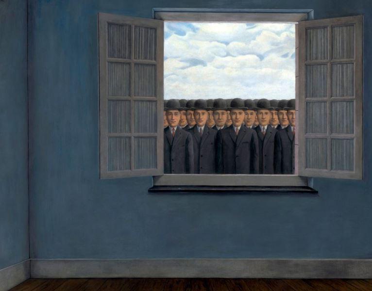 Урожайный месяц - Рене Магритт (1959)