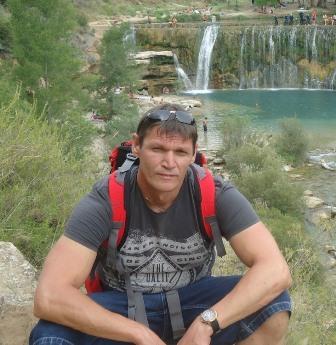 Русский гид в Барселоне Сергей Захаров