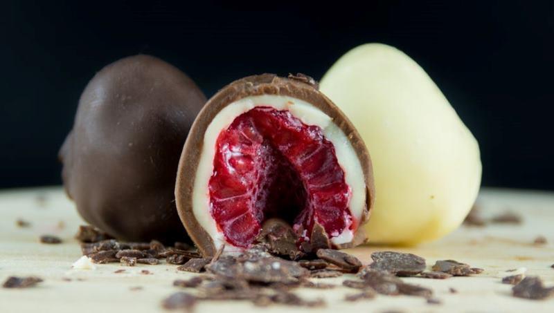 Frambons - барселонская малина в шоколаде