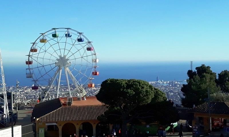 Парки развлечений Порт Авентура и Тибидабо откроются 15 мая