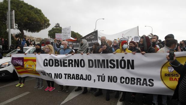 """Балеарские острова: протесты против """"антиковидных"""" ограничений"""