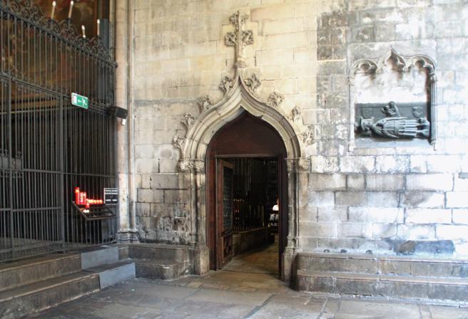 Легенды и тайны кафедрального собора Барселоны