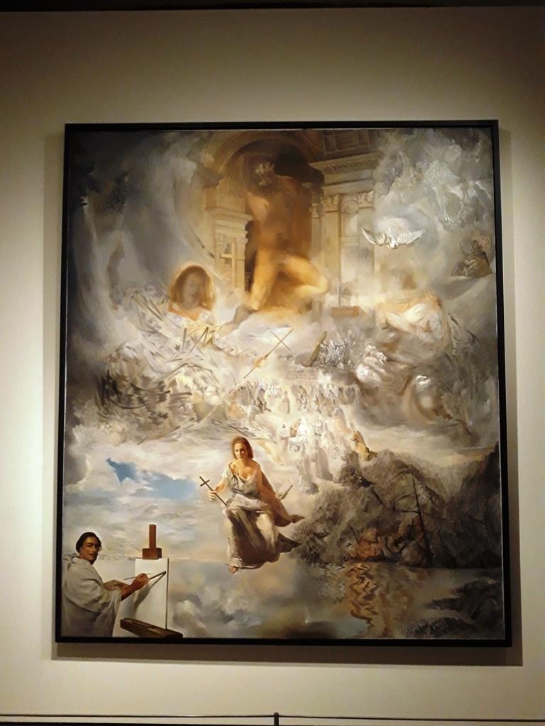Сальвадор Дали - картины. Вселенский собор