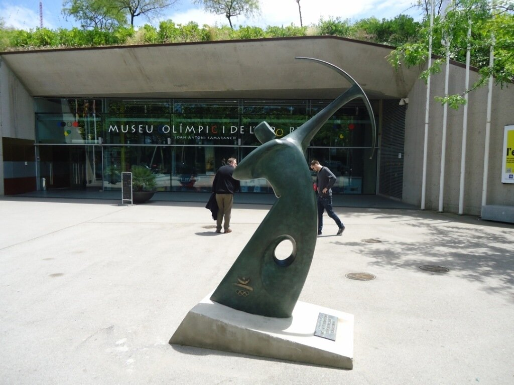 Музей Олимпийских игр и спорта в Барселоне