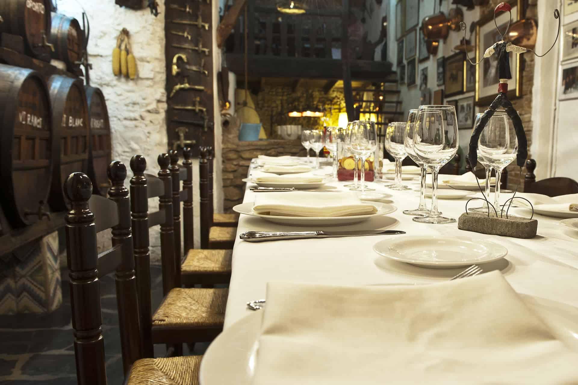 Ресторан Duran в Фигерасе (Каталония)