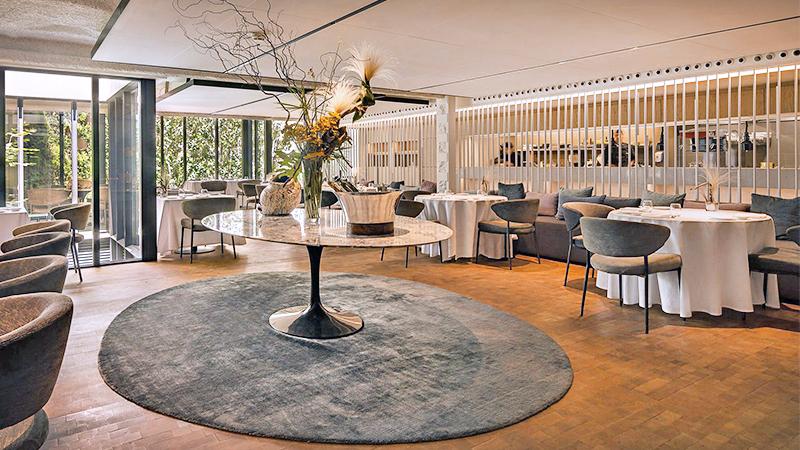 Xerta - ресторан со звездой Michelin в Барселоне