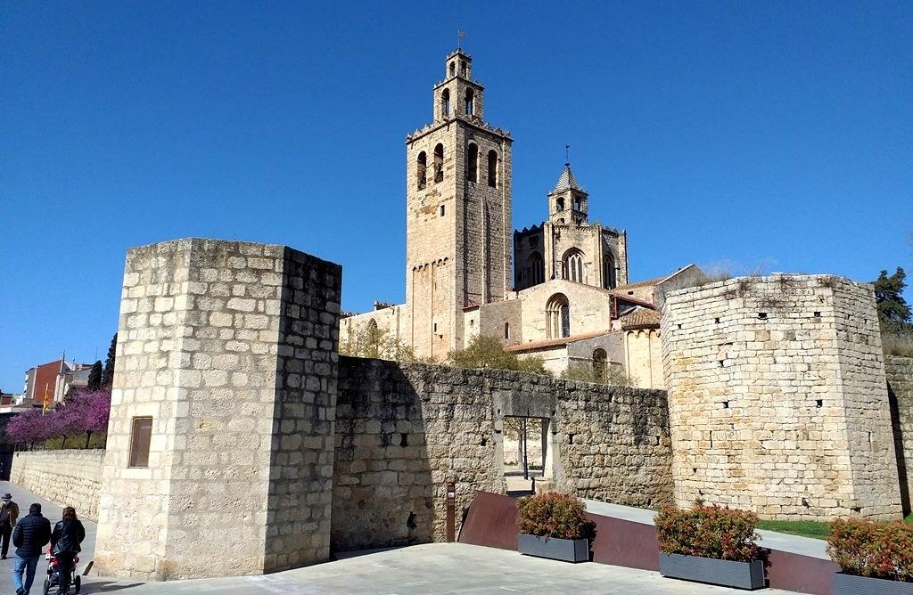 Монастырь Сан Кугат дель Вальес (Каталония)