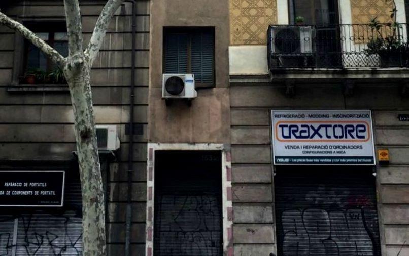 """Самый узкий дом в Барселоне (Дом шириной в """"одну Шакиру"""")"""