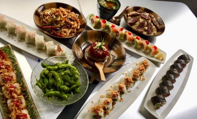 Kiku Japonés - суши в Барселоне