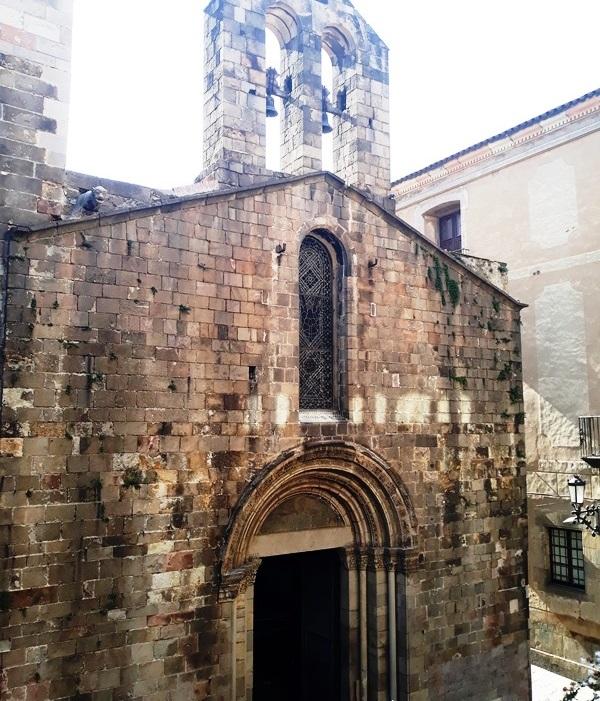 Ярмарка Святой Лусии в Барселоне