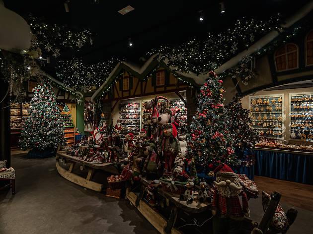 Магазины Барселоны - лучшие рождественские магазины в Барселоне