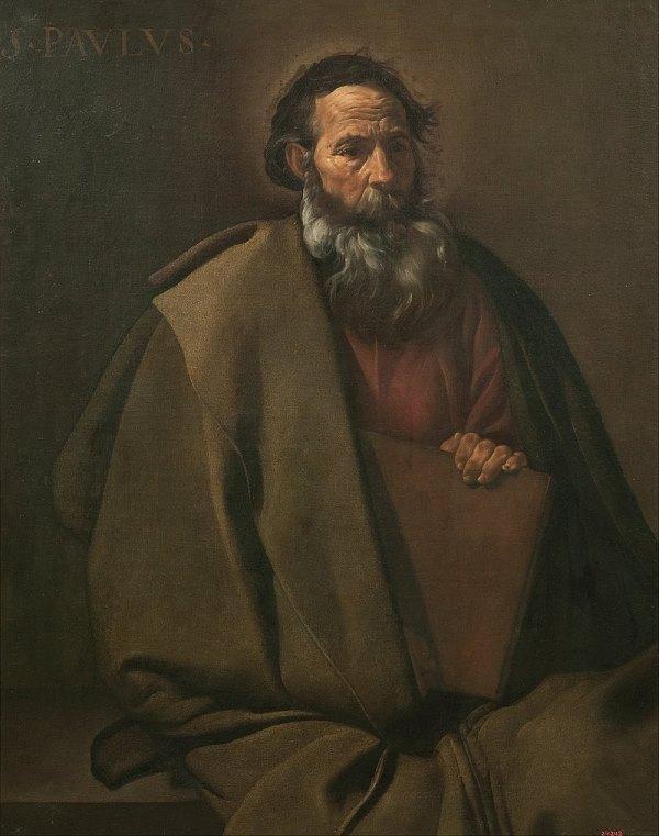 Святой Павел - Диего Веласкес