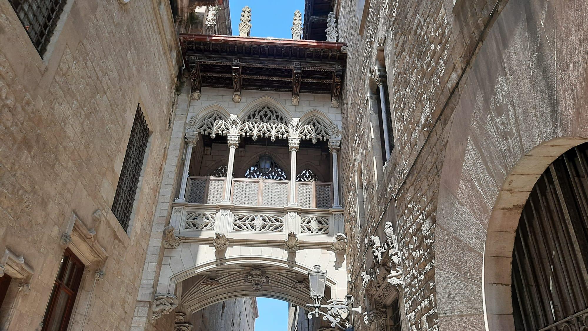Готический квартал Барселоны - экскурсии с русским гидом