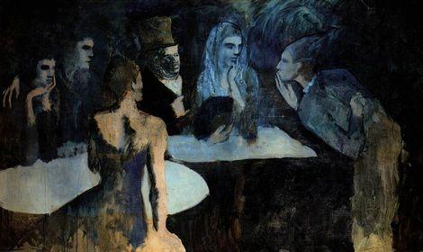 Свадьба Пьеретты - самые дорогие картины Пикассо