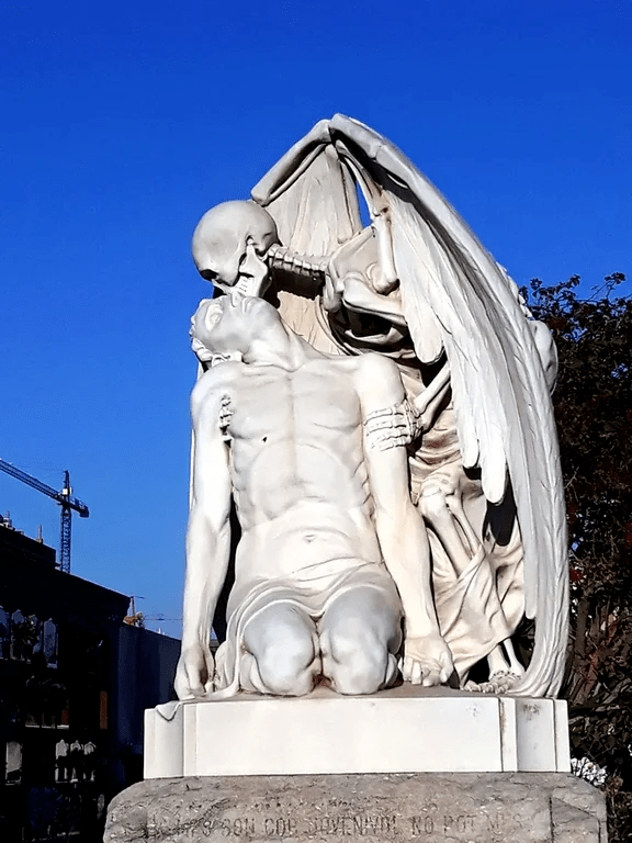 Памятники и скульптуры Барселоны