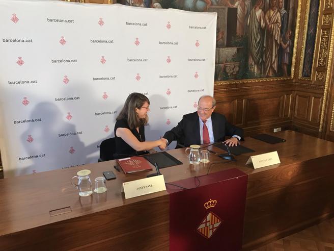 Лицензия для Саграда Фамилия в Барселоне