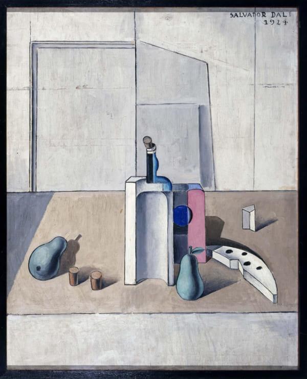Натюрморт (1924) - Сальвадор Дали