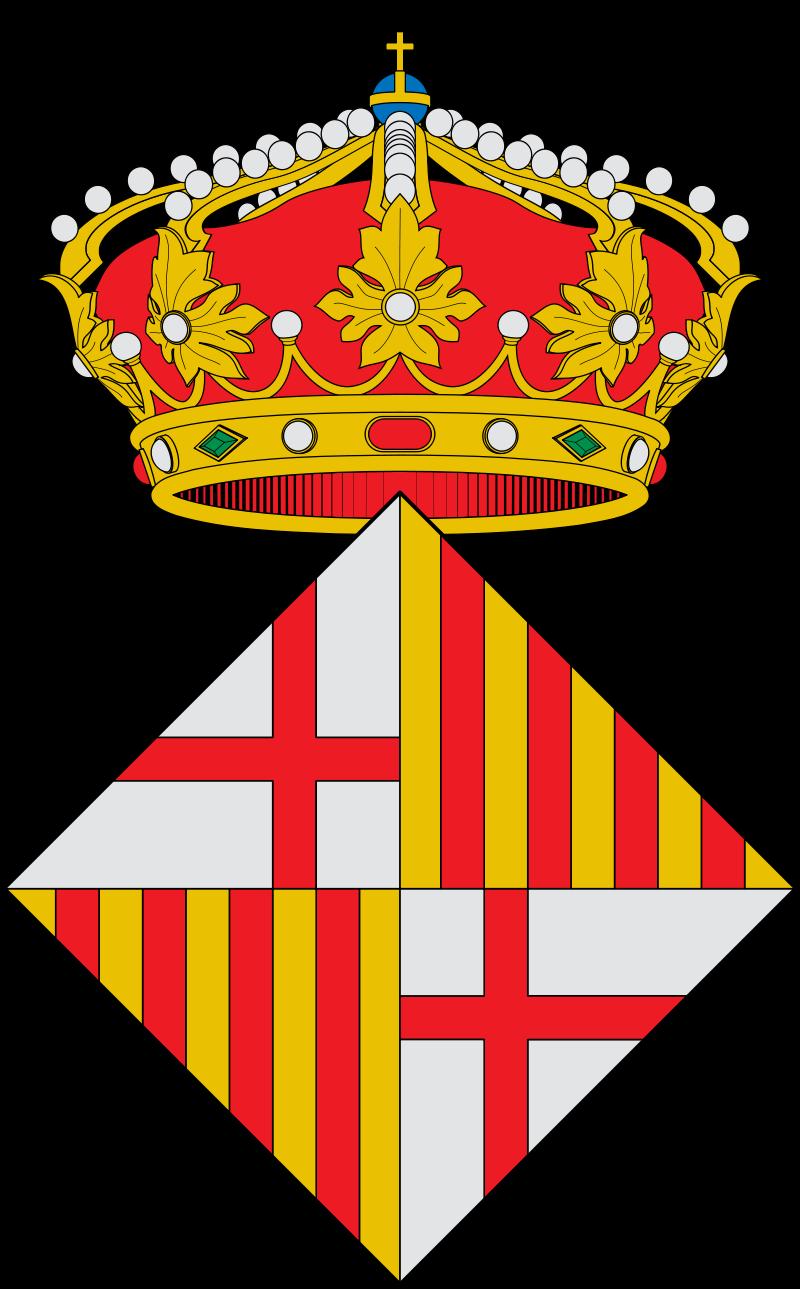 Герб Барселоны