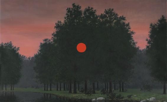 Сколько стоят картины Рене Магритта?