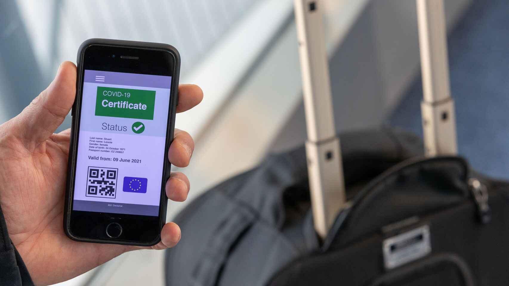 """Испания начнет тестировать """"ковид-паспорт"""" 10 мая"""