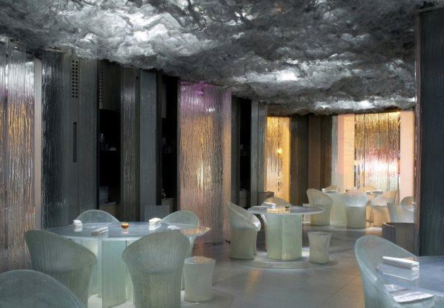 Enigma - барселонские рестораны со звездой Мишлен
