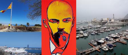 В. И. Ленин и Барселона