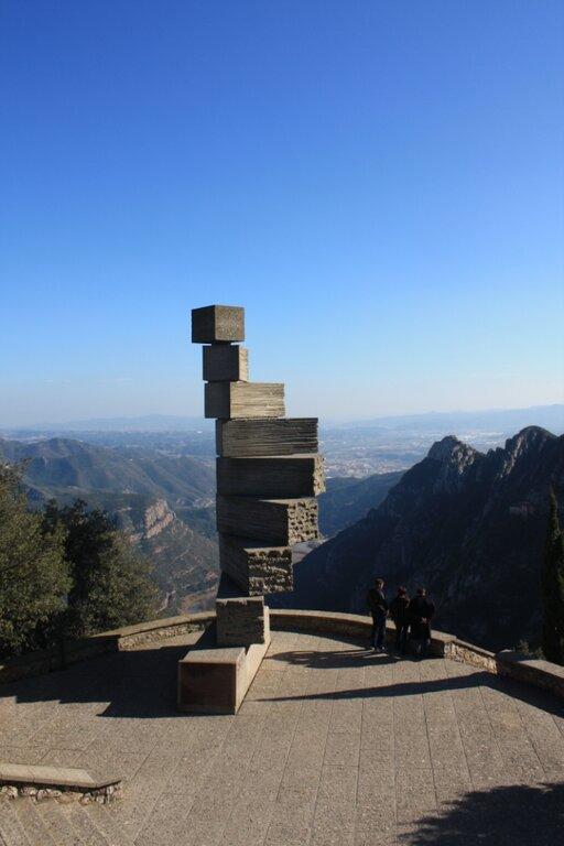 Монсеррат - Лестница познания