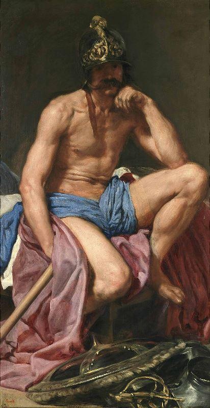 Марс - Диего Веласкес (1640)