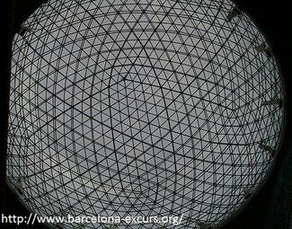 Театр-музей Сальвадора Дали в Фигерасе, купол