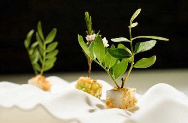 Koy Shunka - рестораны Барселоны со звездой Мишлен