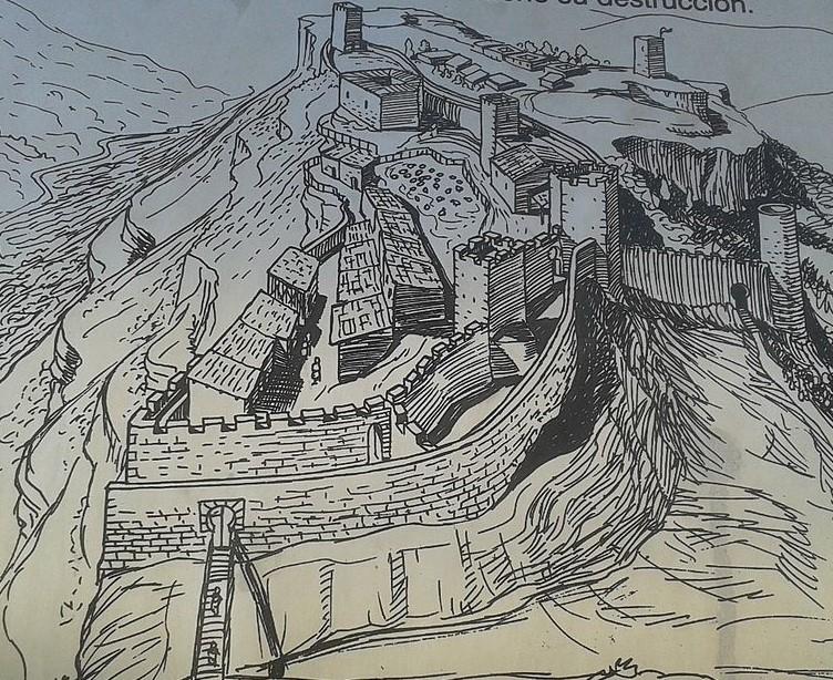 Крепость и замок Сиураны