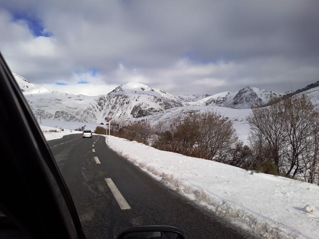 Восстановлена свобода передвижения между Андоррой и районом Альт-Уржель (Каталония)