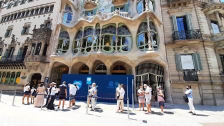 В Барселоне 14 мая откроется дом Бальо