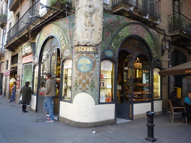 Escribà - лучшие кондитерские Барселоны