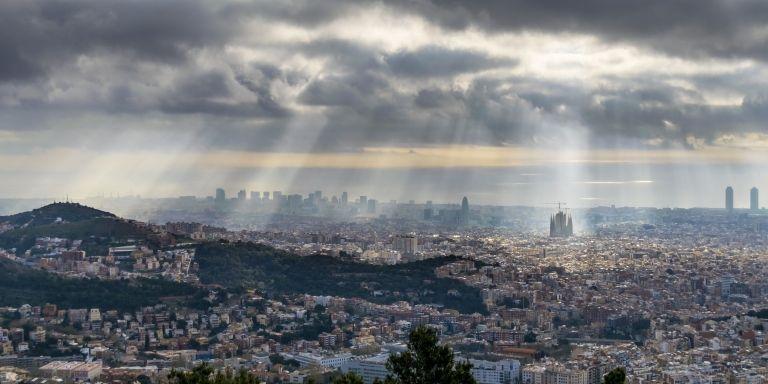 Осень не спешит в Барселону