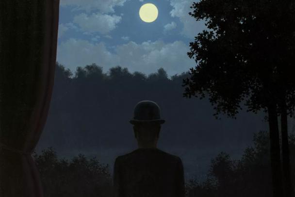 Самые дорогие картины Рене Магритта - Навстречу удовольствию