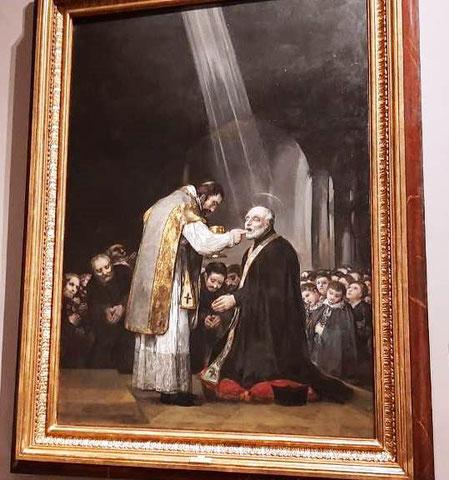 Шедевры Франсиско Гойи в музее Прадо