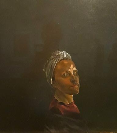 Портрет Галы в тюрбане (1939)