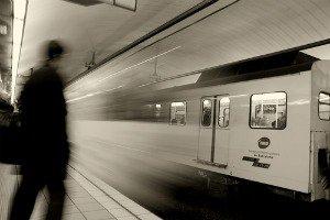 Ужасы барселонского метро
