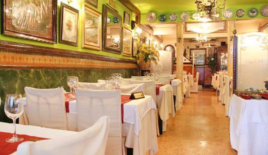 Ресторан El Cafetí - каталонская кухня в Равале