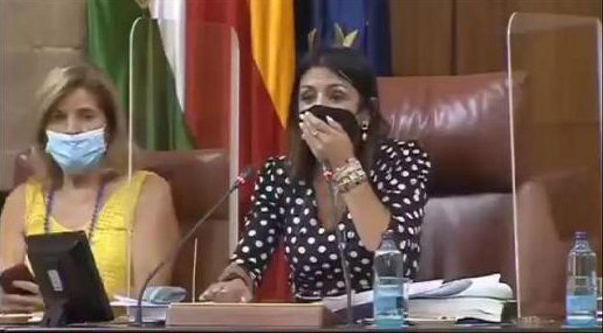 В Парламенте Андалусии завелась крыса