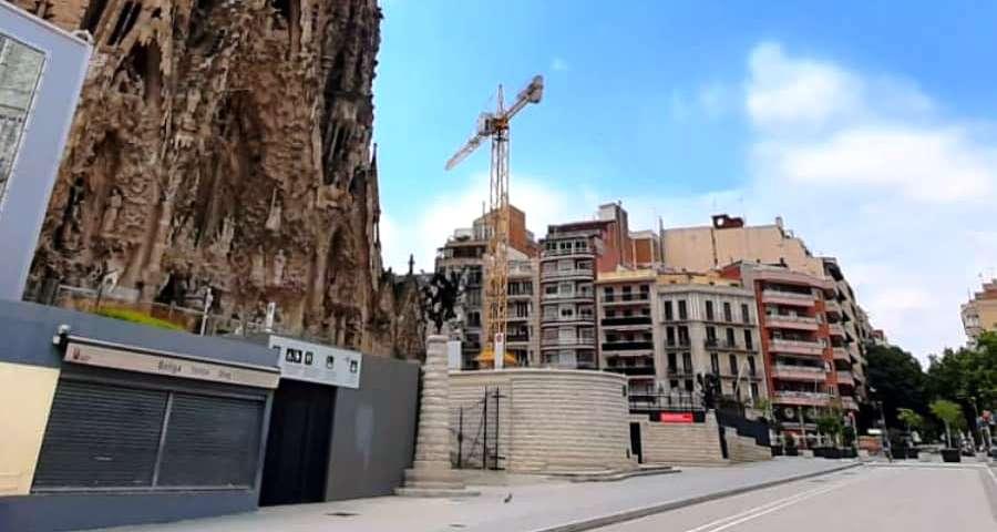 """""""Туризм Барселоны"""" - личная миссия в Москву и Санкт-Петербург"""